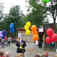 2014-07-11 Opening schoolplein Regenboog