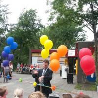 2014-07-11 Opening schoolplein Regenboog en slotfeest 12