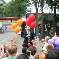 2014-07-11 Opening schoolplein Regenboog en slotfeest 13