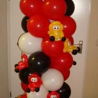 Ballonnenboog voor Jochem