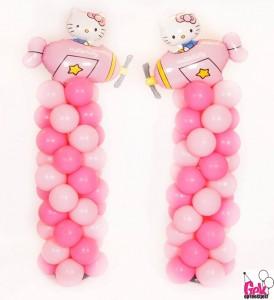 Hello Kitty Pilaren