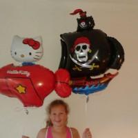 Hello Kitty & Piraat